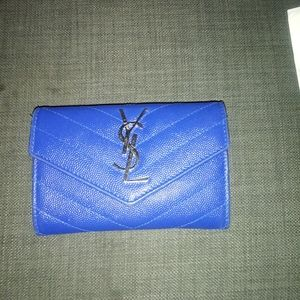Yves Saint Laurent Monogram small wallet